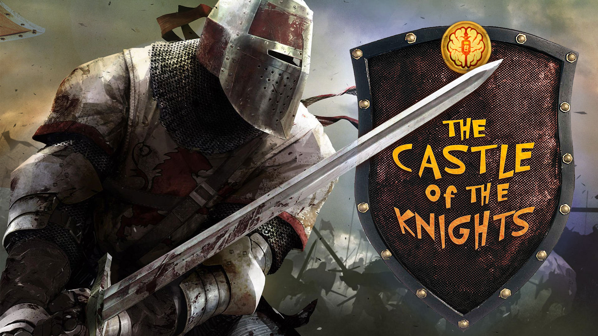 CASTLE OF THE KNIGHTS by BRAIN ON